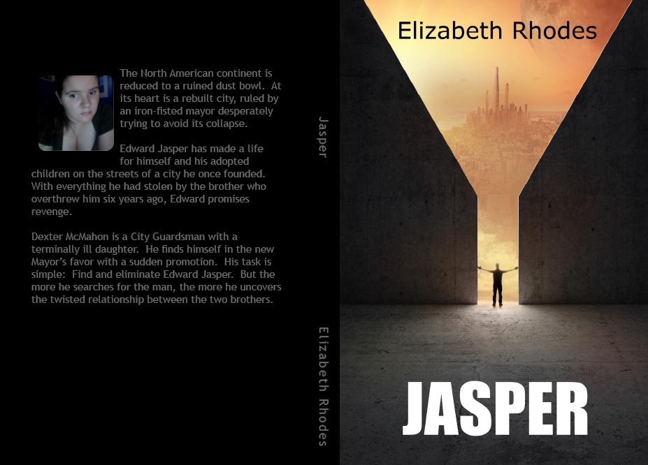 Jasper's Cover Reveal!